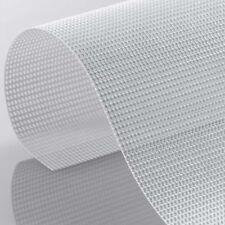 Rete PVC microforata bianca, ombreggiante, sottocuscini barche