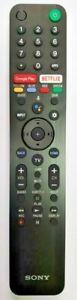 SONY RMF-TX500U Original Not a Copy-Smart TV Remote Control - New Sony RMFTX500U