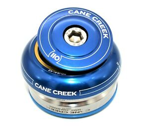 Cane Creek 110-Series Integrated Headset IS41/28.6 Upper IS41/30 Lower (Blue)