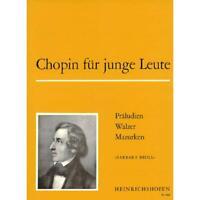 Chopin für junge Leute Band 1 - Noten für Klavier 1464 - 9790204414642