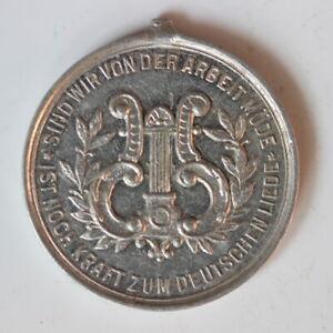 1903 Germany German Singing & Musicians Medal (SH4/75)