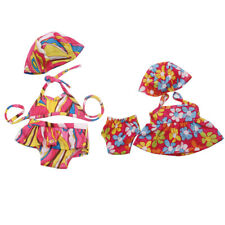 2 Set Doll Clothes Bathing Suit Swimwear Swimsuit For 18 inch AG American Doll