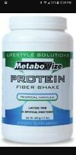 MetaboWize Protein/Fiber Shake - Tropical Vanilla Weight Loss / Management Xooma