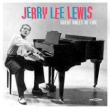 JERRY LEE LEWIS - GREAT BALLS OF FIRE (180G) 180G  VINYL LP NEW!