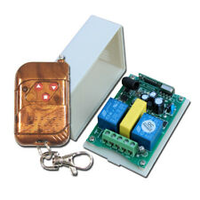 Wireless Motor Controller AC Remote Control Switch 315 433MHz UP Down Stop TX RF