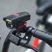 Cycling Bike Bicycle Super Bright LED Front Head Light Lamp Flashlight 6 modes