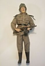 1/6 Scale WW2 German Soldier 21st Century Toys PPSH-41, Eastern Front!!!!!!!!!!!