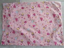 Laura Ashley Fun Fairies Pink Fairy Princess Standard Pillowcase