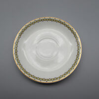 SET OF SIX - Haviland France ALBANY Saucers ONLY