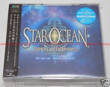 New STAR OCEAN 5 Integrity and Faithlessness Original Soundtrack 4 CD Japan F/S
