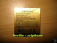 Akku China Handy Battery 4,1cm Accu Sci Phone cect Sciphone i68 3G i9 3G i9+++