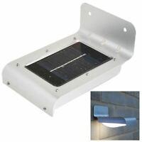 16 LED Garden Shed Light Solar Power Motion Sensor Security Patio Light Outdoor