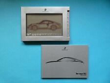 Prospekt / Buch / Katalog / Brochure in Box Porsche 911 (991) Carrera  08/11