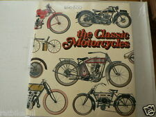 THE CLASSIC MOTORCYCLES 1896-1950 LOUIS & CURRIE ZUNDAPP KS800,NORTON MANX,BROUG