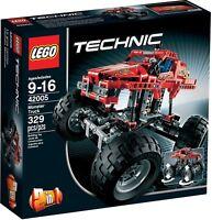 LEGO® Technic 42005 Monster-Truck NEU OVP_ Monster Truck NEW MISB NRFB