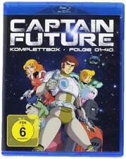 Captain Future Komplettbox (Blu-ray, 2016)