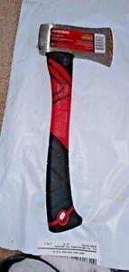 husky 1.25 LB AXE WITH FIBERGLASS HANDLE 14 inch