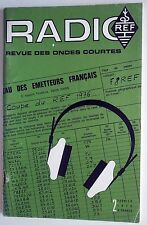 Radio REF n°2- 1976 : Dépannage d'un rotor d'antenne Transceiver Analyses