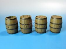 Eureka XXL 1/35 Wooden Barrels for Water, Wine or Beer (4 different types) E-009