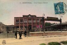Automobiles LORRAINE DIETRICH Factory - 8.Argenteuil - Usine Lorraine D (colour)