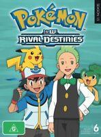 Pokemon: Rival Destinies -Season 15 = NEW DVD R4