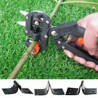 3x Fruit Tree Grafting Tool U V Omega Type Blade Scissors Cutter Accessories