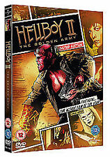 HELLBOY 2 - THE GOLDEN ARMY - NEW / SEALED DVD - UK STOCK