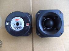 HH ACOUSTICS HF 300 Ringradiator Tweeter PA Hochtöner