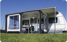 WIGO Rolli Premium Champ Panorama, 550x250 cm Wohnwagen Vorzelt Markise Zelt