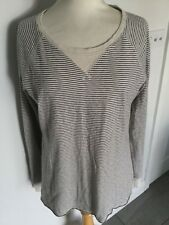 Joules Ladies Long Sleeve Striped Top Size 12. Good Condition.