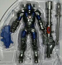 "Marvel Universe WAR MACHINE 3.75"" Figure #02 Concept Series Artillery Armor"