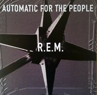 R.E.M. - Automatic For The People - New Remastered 180g Vinyl LP