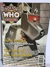 Doctor Who - Magazine #228 2nd August 1995