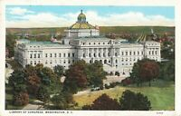 Postcard Library of Congress Washington DC
