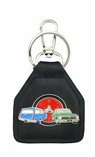 EH  EJ Holden Sedan & Wagon, Green & Blue   Quality Leather Key