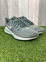 Mens Nike Zoom Vomero 14 Aviator Grey Running Trainers UK 11 Euro 46