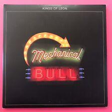 Kings Of Leon – Mechanical Bull 2 x Lp 180g Vinyl Southern Pop Rock 2013 Rca Us