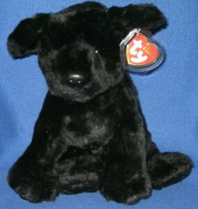 TY CLASSIC PLUSH - TUGGER the DOG - MINT with MINT TAGS