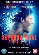 SUPERNATURAL FORCES GRAHAM SKIPPER NOAH SEGAN HIGH FLIERS UK 2017 DVD NEW SEALED