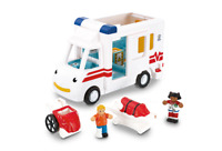 WOW TOYS Robin's Medical Rescue (Ambulance Toy for 1yr+)