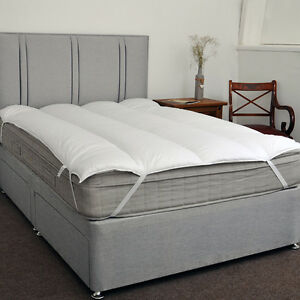 Magnetic Therapy Magnotherapy Mattress Topper Reviver   Double - UK MADE