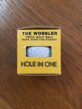 The Wobbler Trick Golf Ball (Nerver Goes Stright)