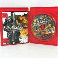 MAG (Sony PlayStation 3, 2010)  PS3 Complete Video Game CIB Fast Shipping