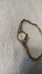 Vintage gruen precision ladies watch