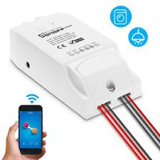 SONOFF Dual ITEAD Universal 2CH WIFI Smart Switch Module AC 90-250V APP Control