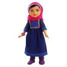 Hearts For Hearts Girls Shola Afghani Muslim Doll Hijabi Doll Girl's Eid Gift