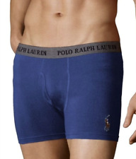 Polo Ralph Lauren Men's Navy Stretch Jersey Boxer Brief Underwear 9804 Size XL