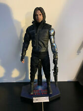 Hot Toys Mms351 Captain America Civil War Winter Soldier Sixth Scale Figure