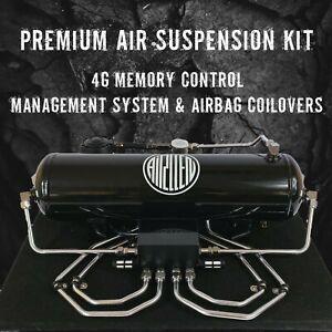 Ford Mustang 15+ Air Suspension Kit - Premium Airbags - Air Bag Kits