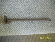 Ashpan lifting tool preowned.Solid fuel/coal fire.